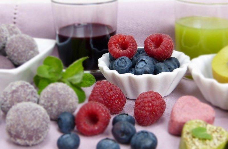 Рецепта за плодови топчета