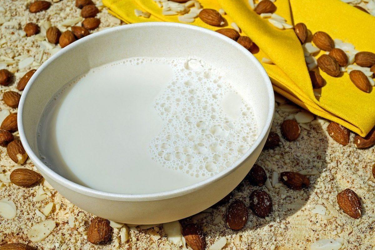 мляко от семена и ядки