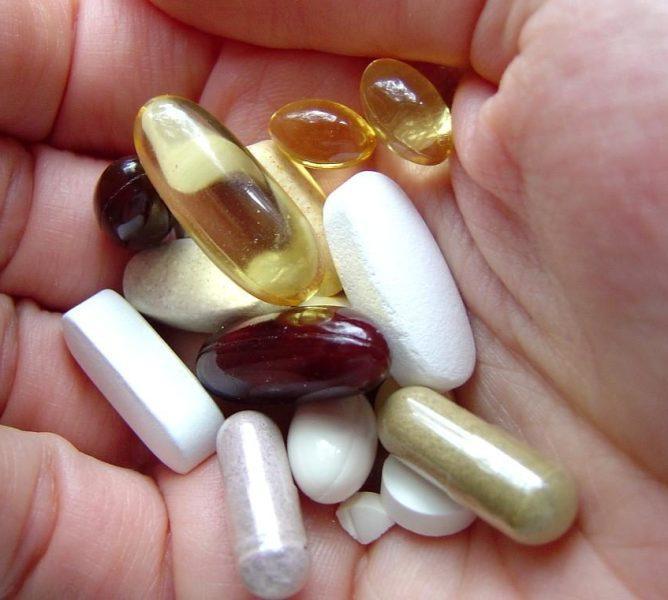 силни антиоксиданти