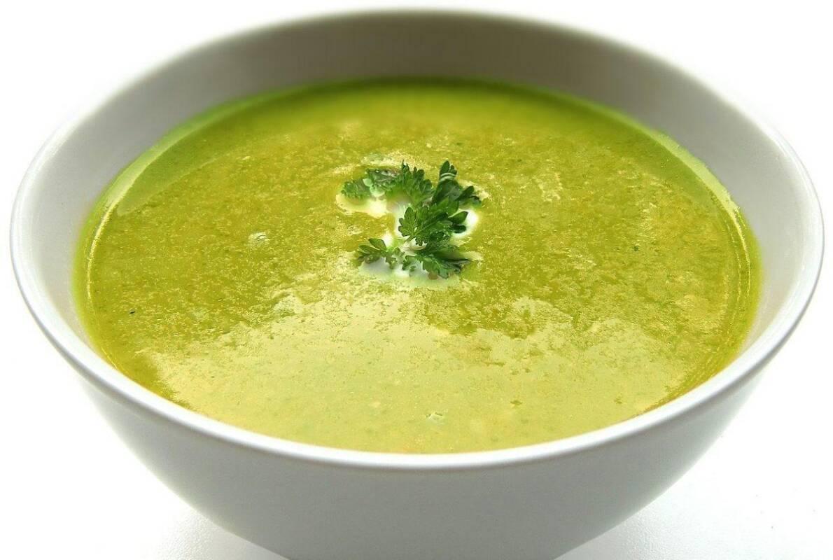 Горещ зеленчуков сок