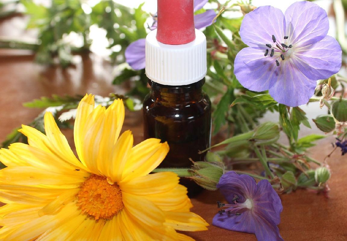 Комплект от домашни хомеопатични средства