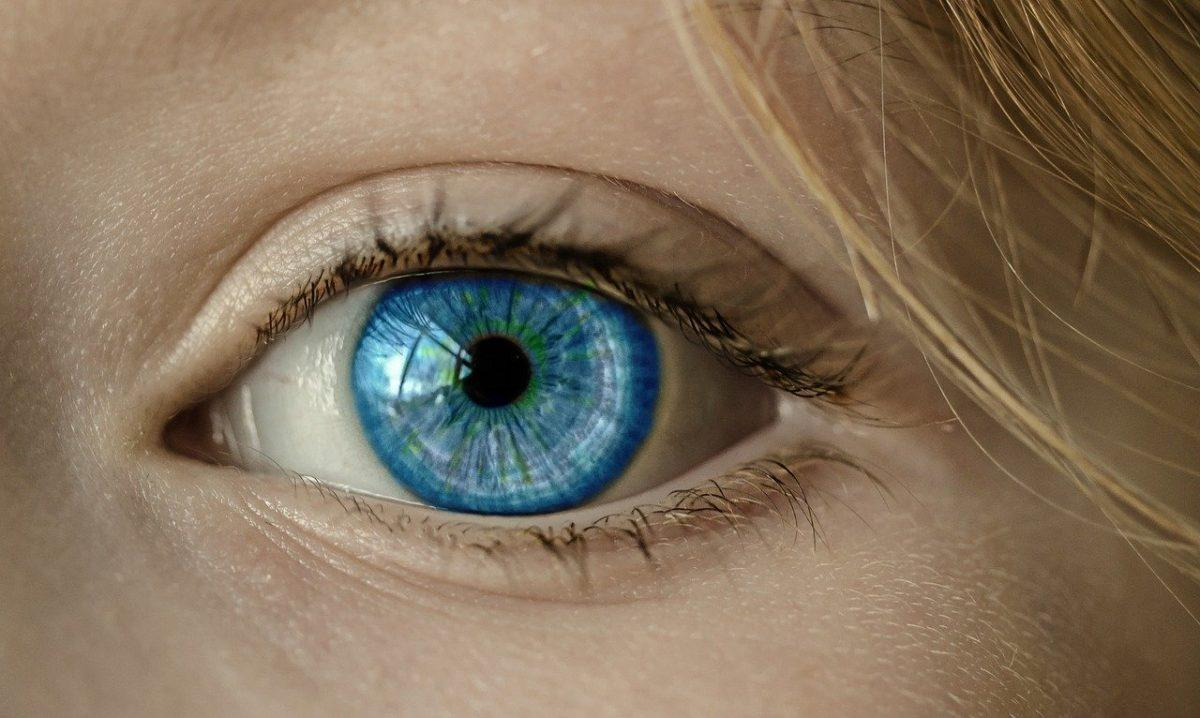 Упражнение за очи - подобрява кръвообращението