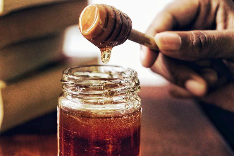 Натурална смес за локално приложение при проблеми с кожата