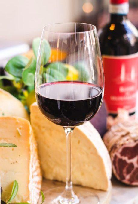Червеното вино и мозъка