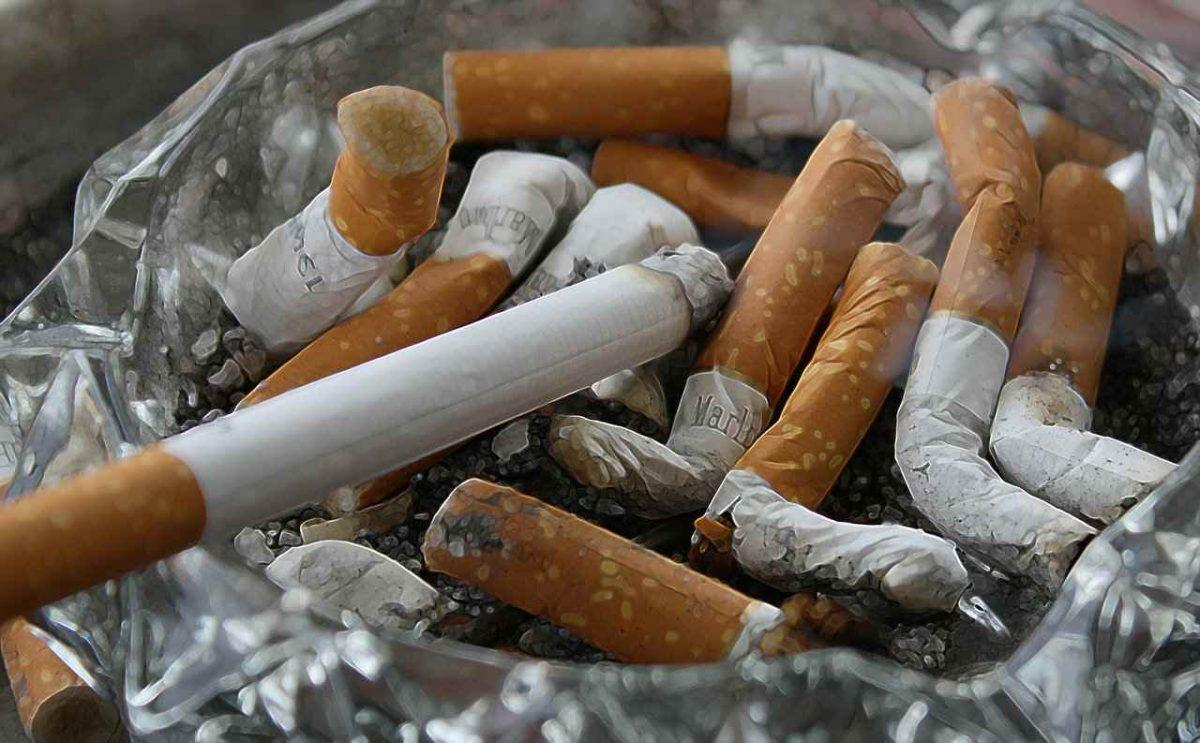 отказване от тютюнопушене