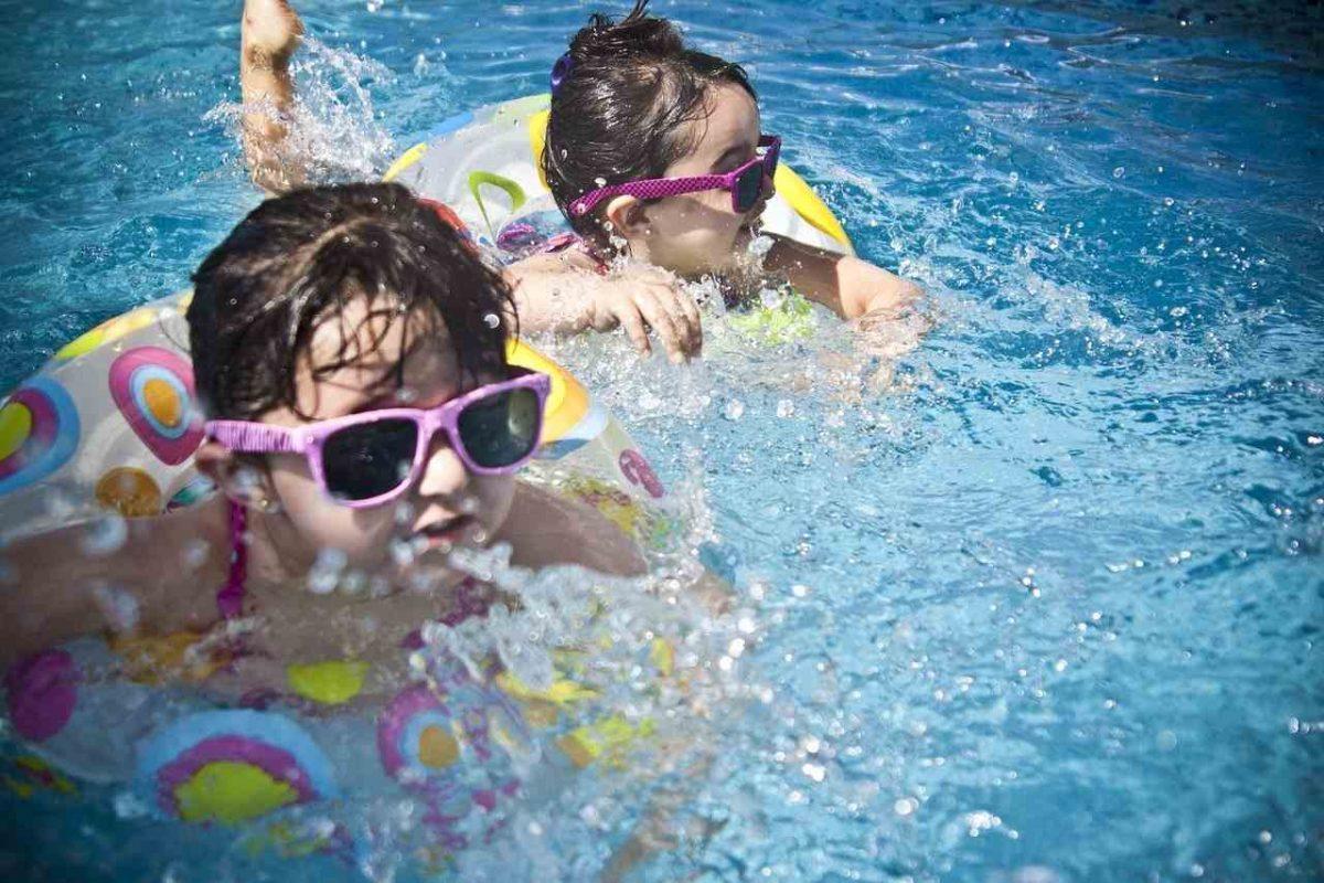 Хлорираната вода в басейните