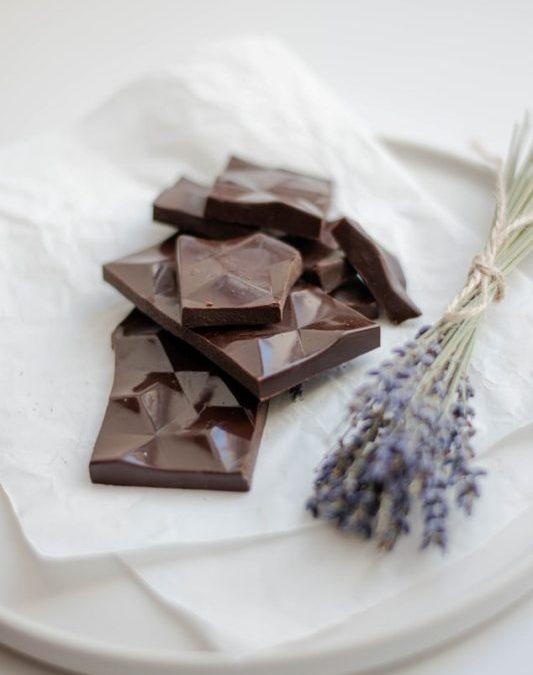 Шоколадът помага на сърцето и съдовете!