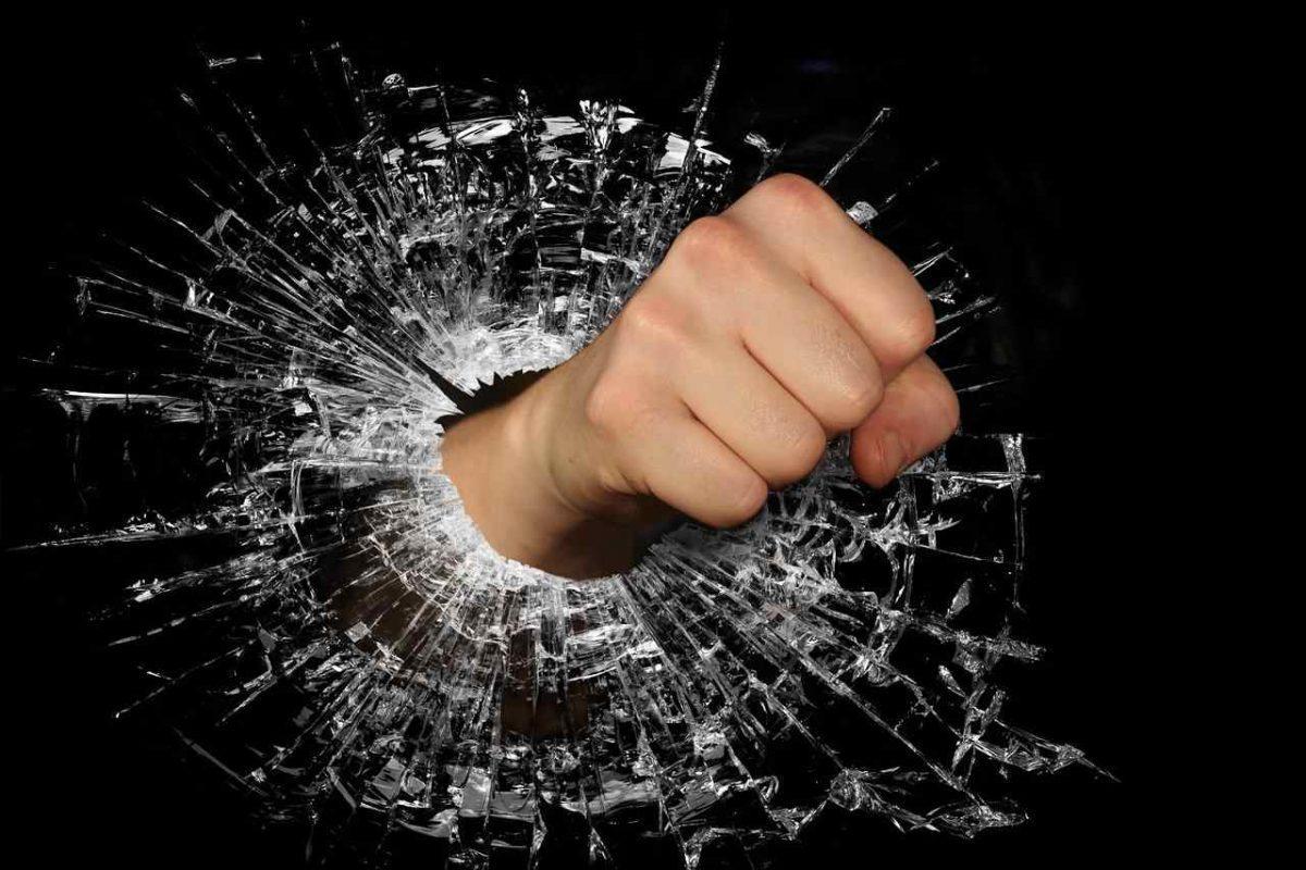 гнева и агресията