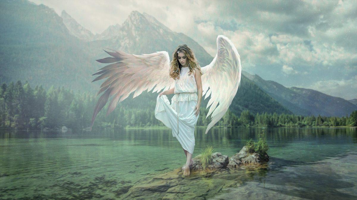 Ангел на Игривостта