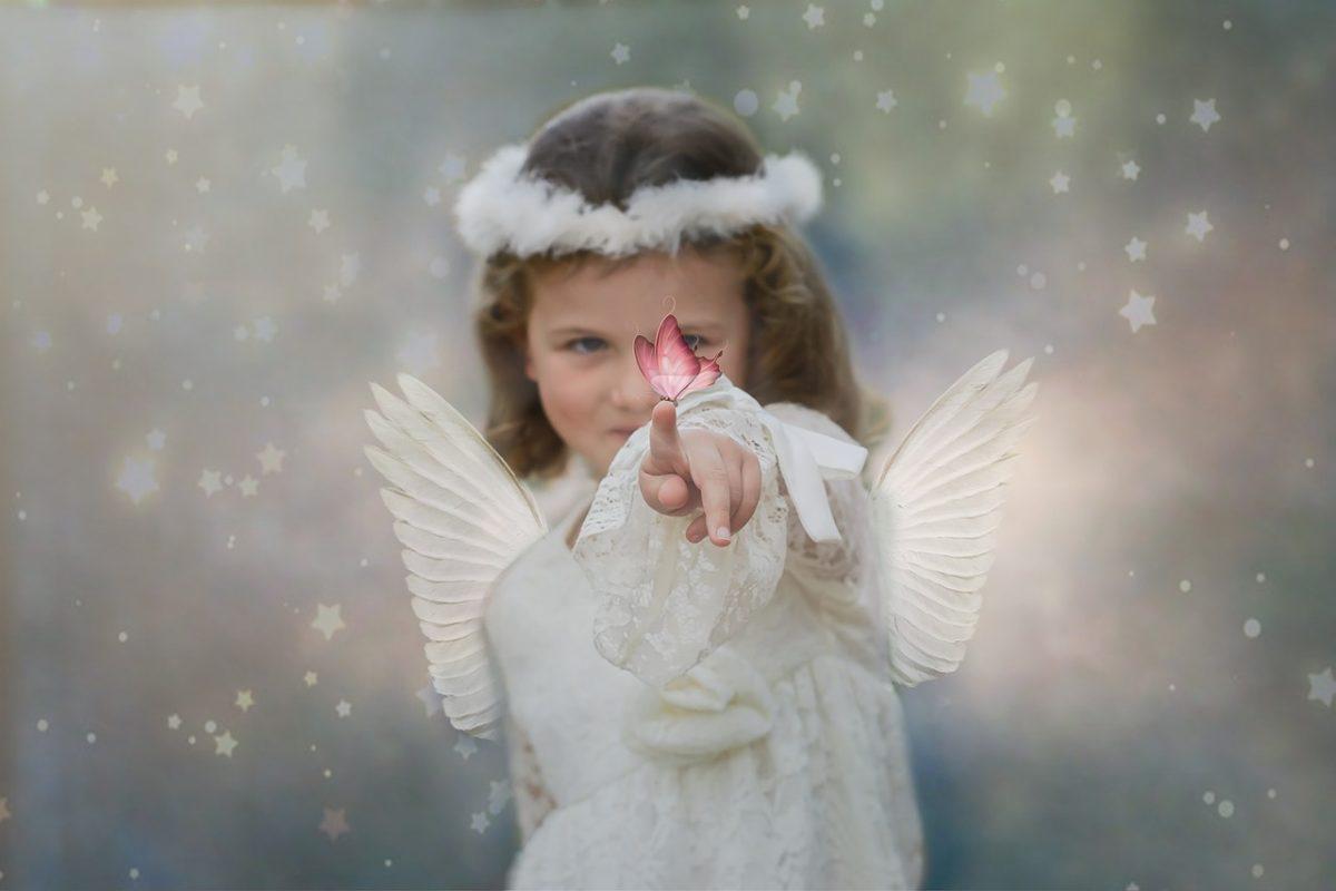 Ангел на Мекотата