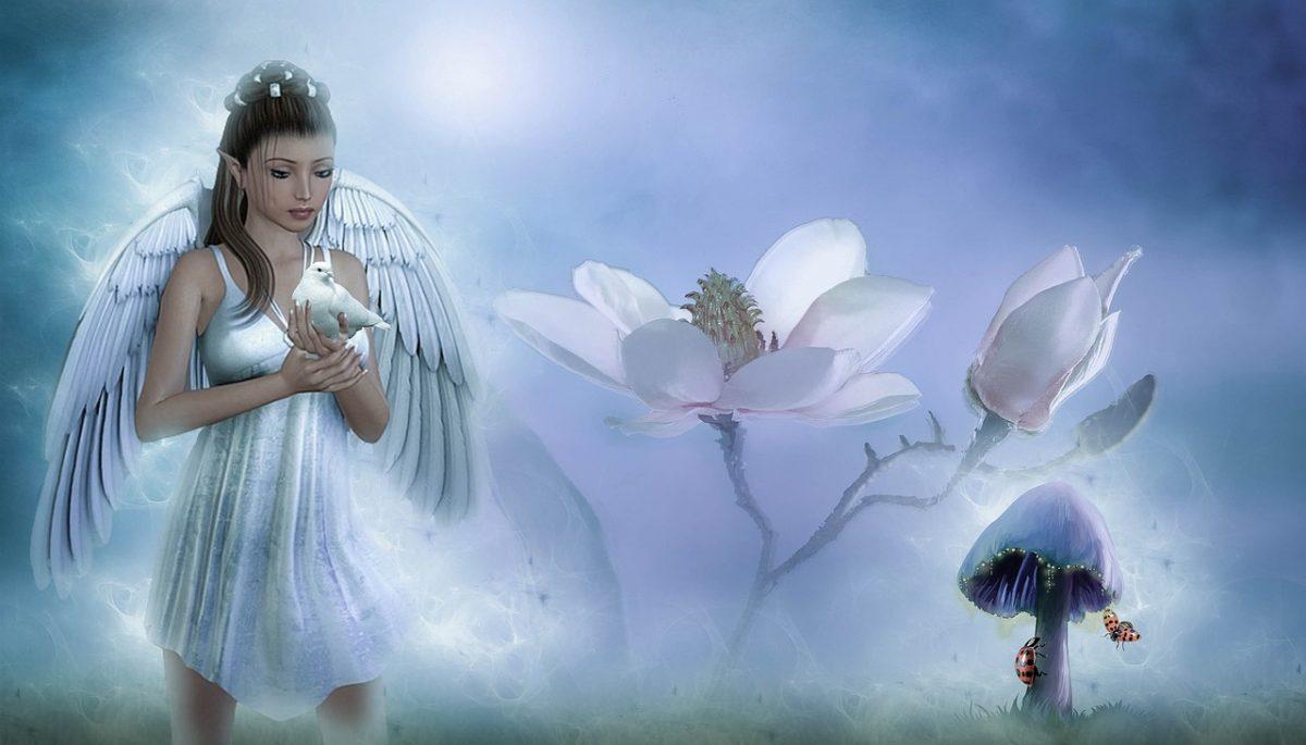 Ангел на Лекотата