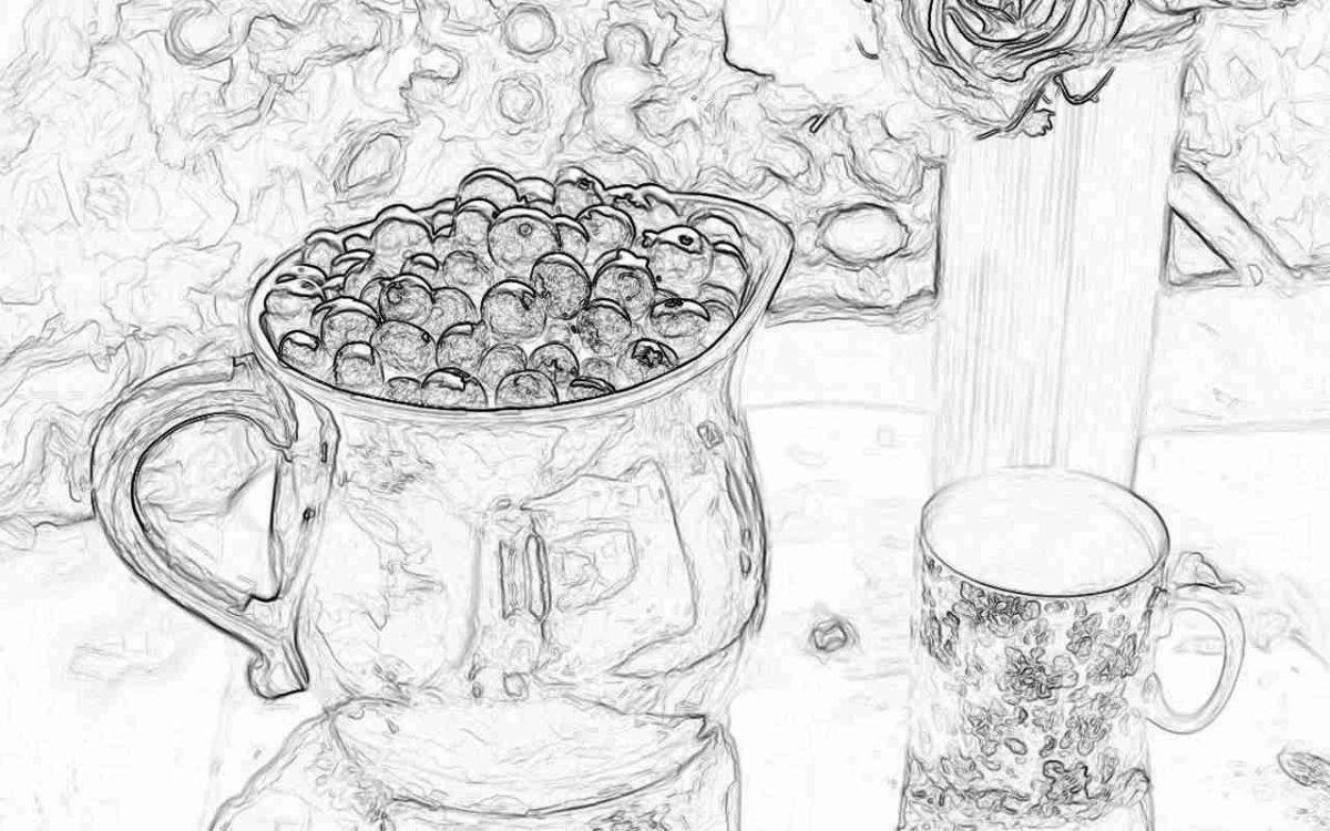 Съновник - плодове (дребни)