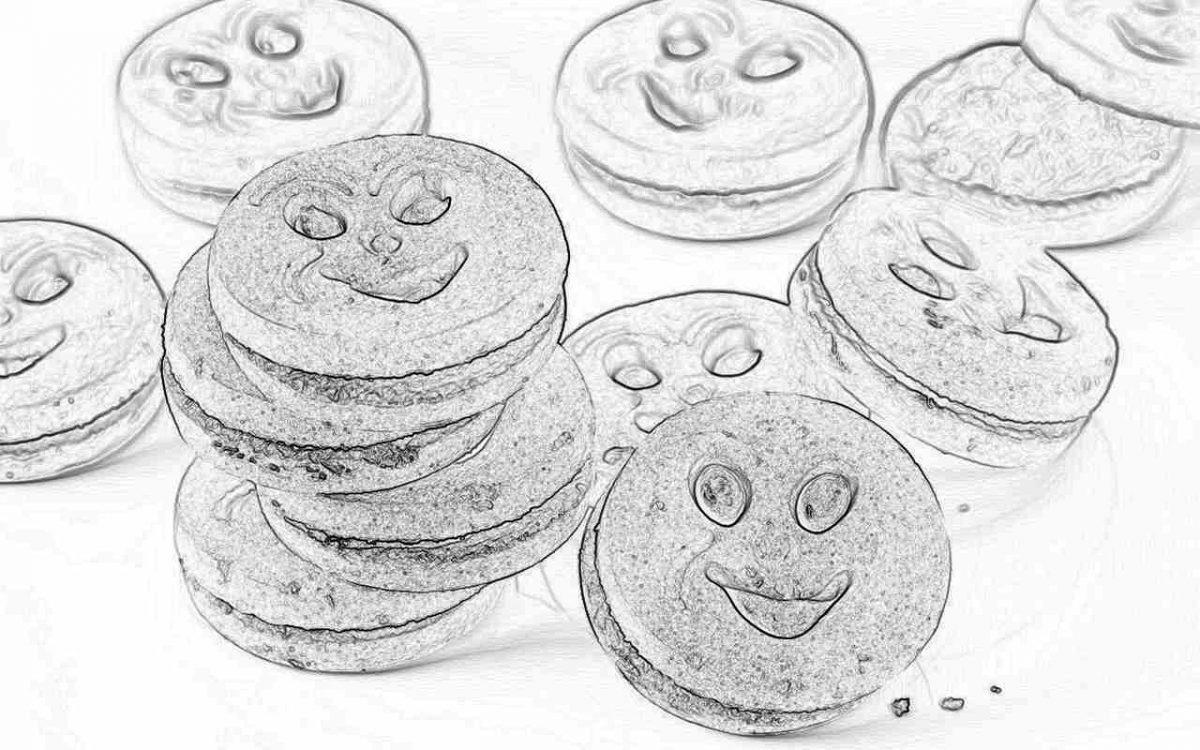 Съновник - бисквити