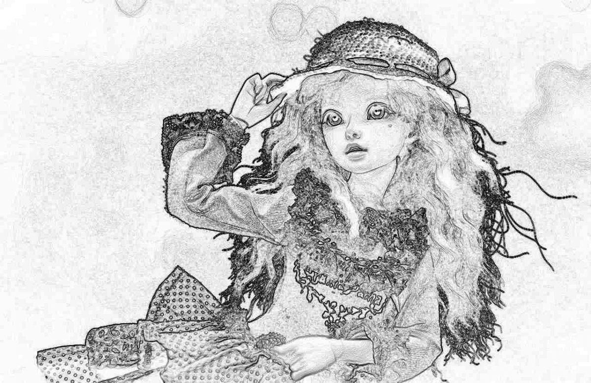 Съновник - кукла