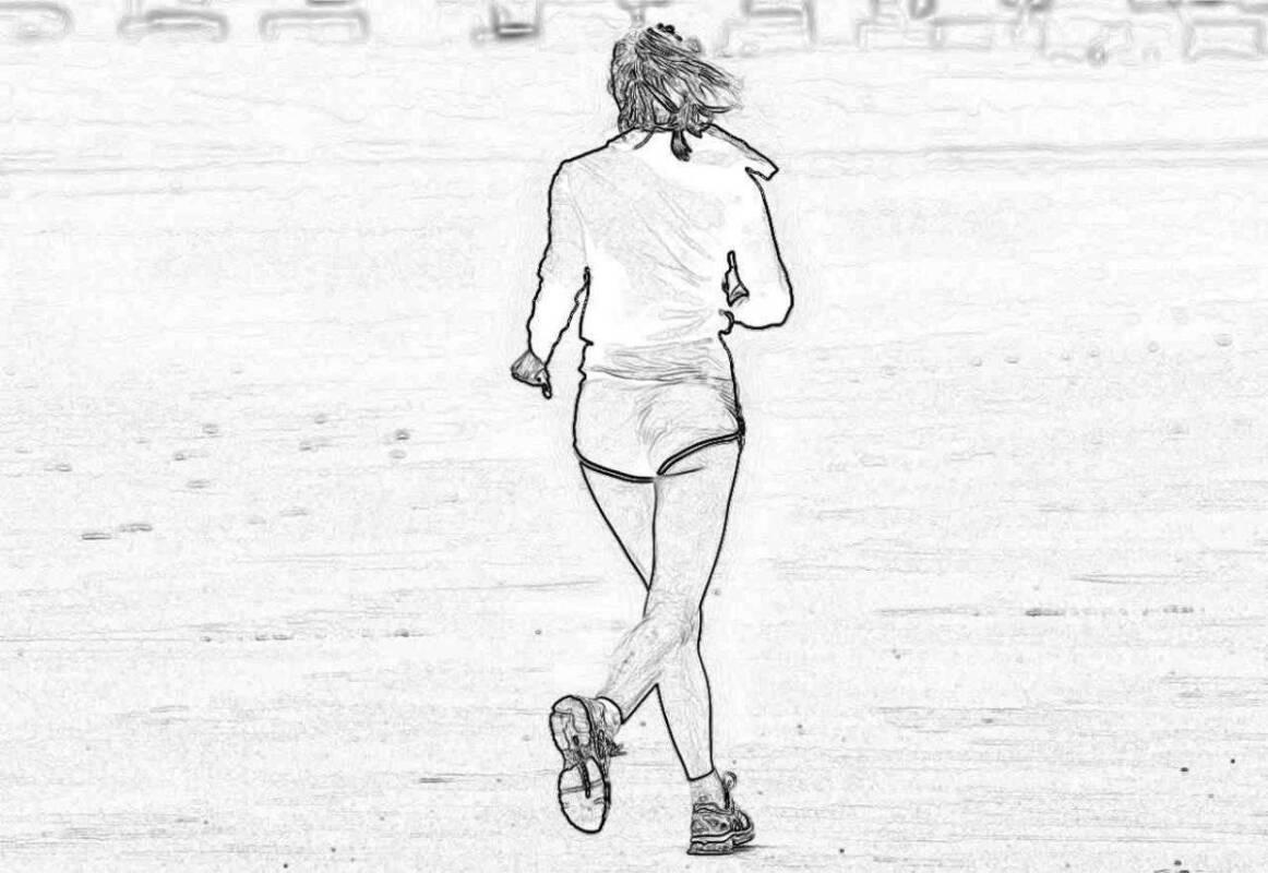 Съновник - бягане