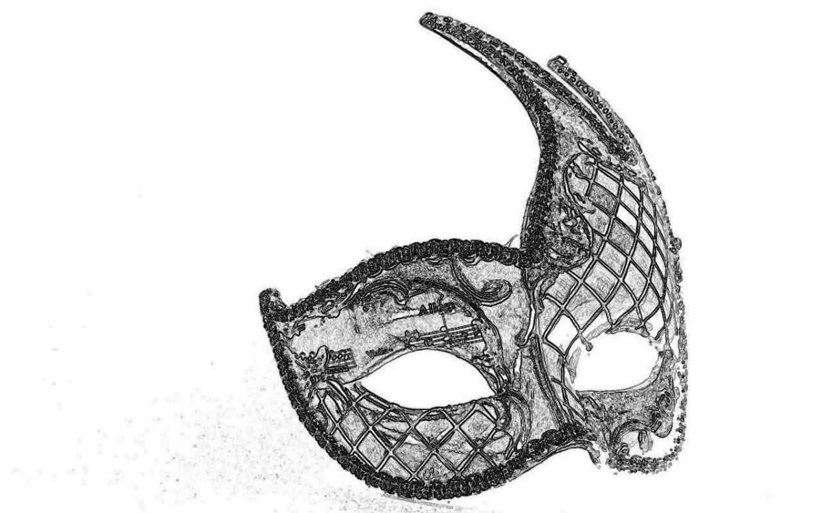 Съновник - маска