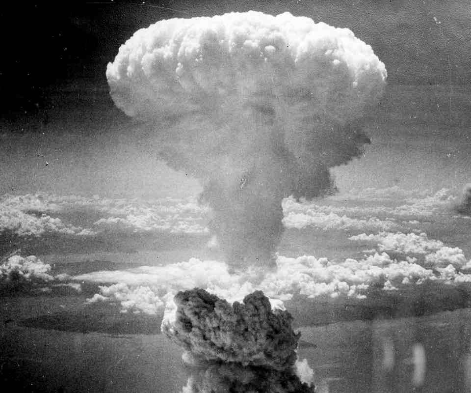 Съновник - ядрен взрив