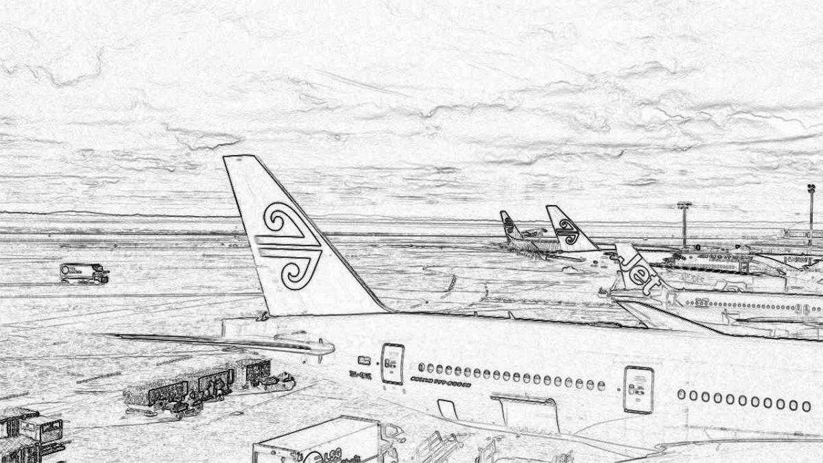 Съновник - аерогара, летище