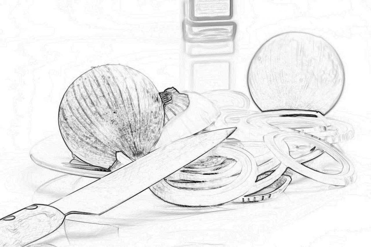 Съновник - лук