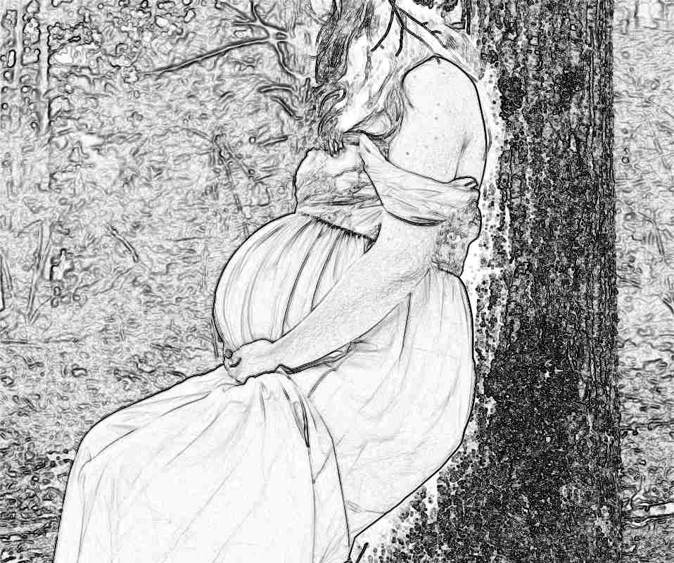 Съновник - бременност