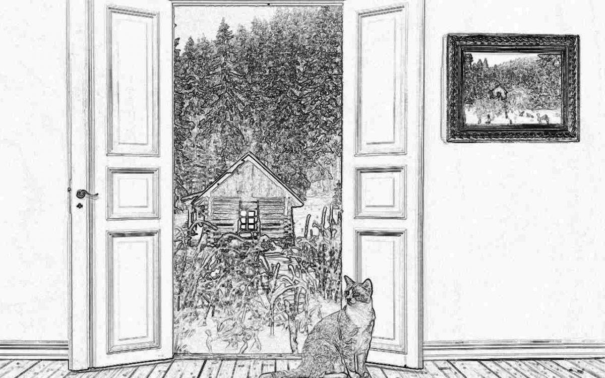 Съновник - картина