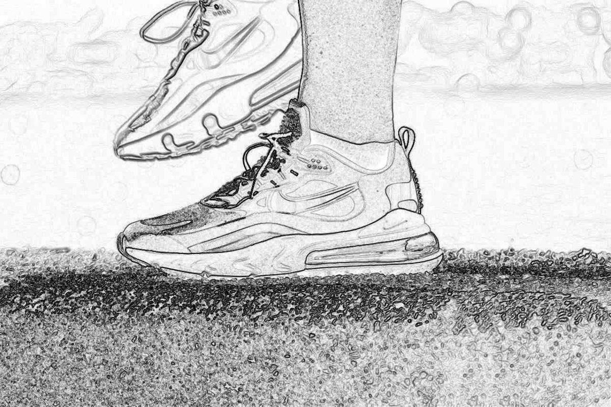 Съновник - обувки, бос