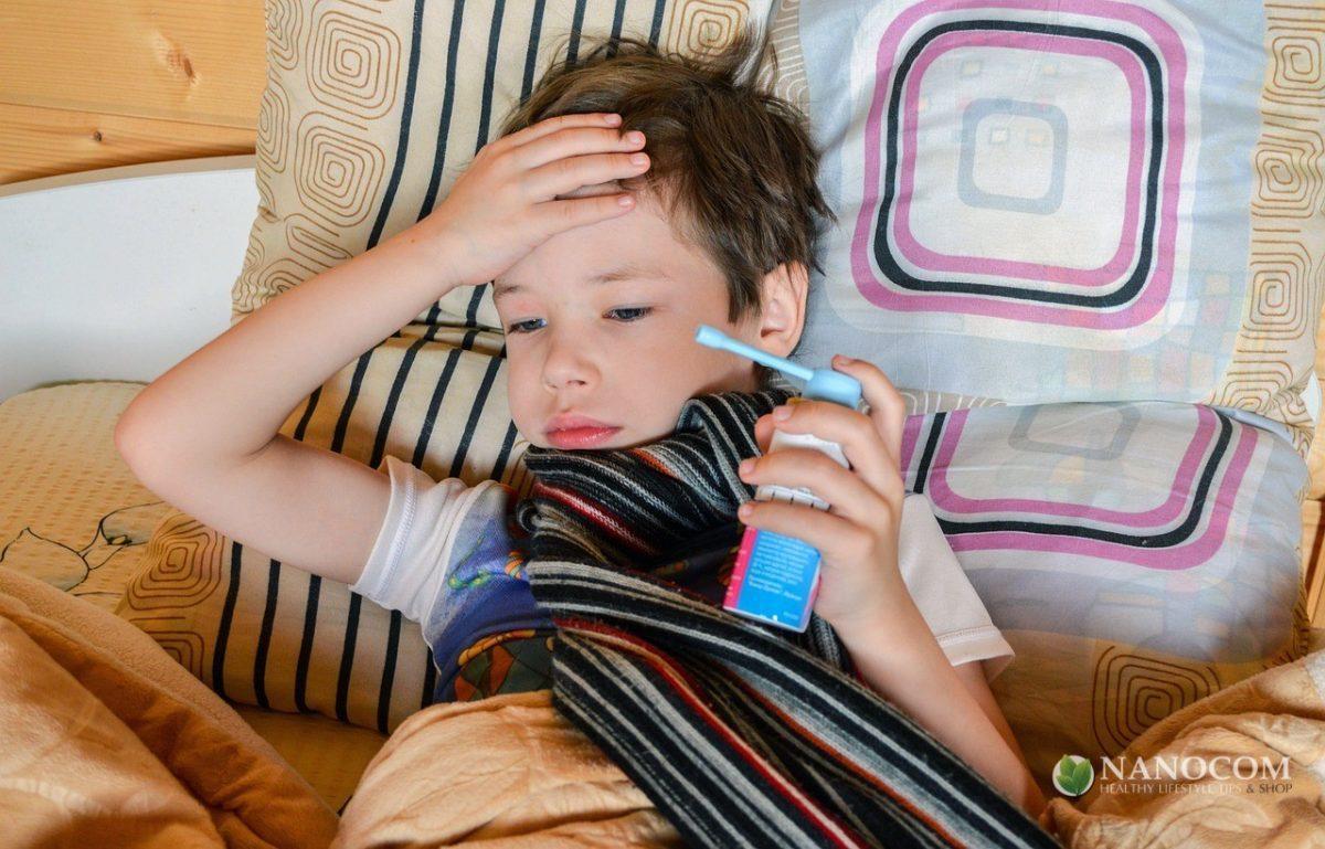 грип при децата