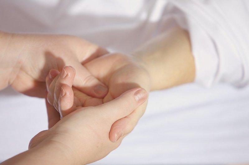Диагностика по ръцете