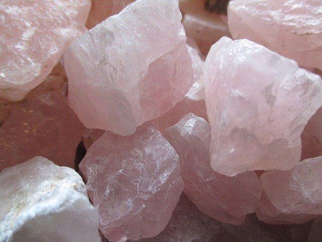 литотерапия камък розов кварц