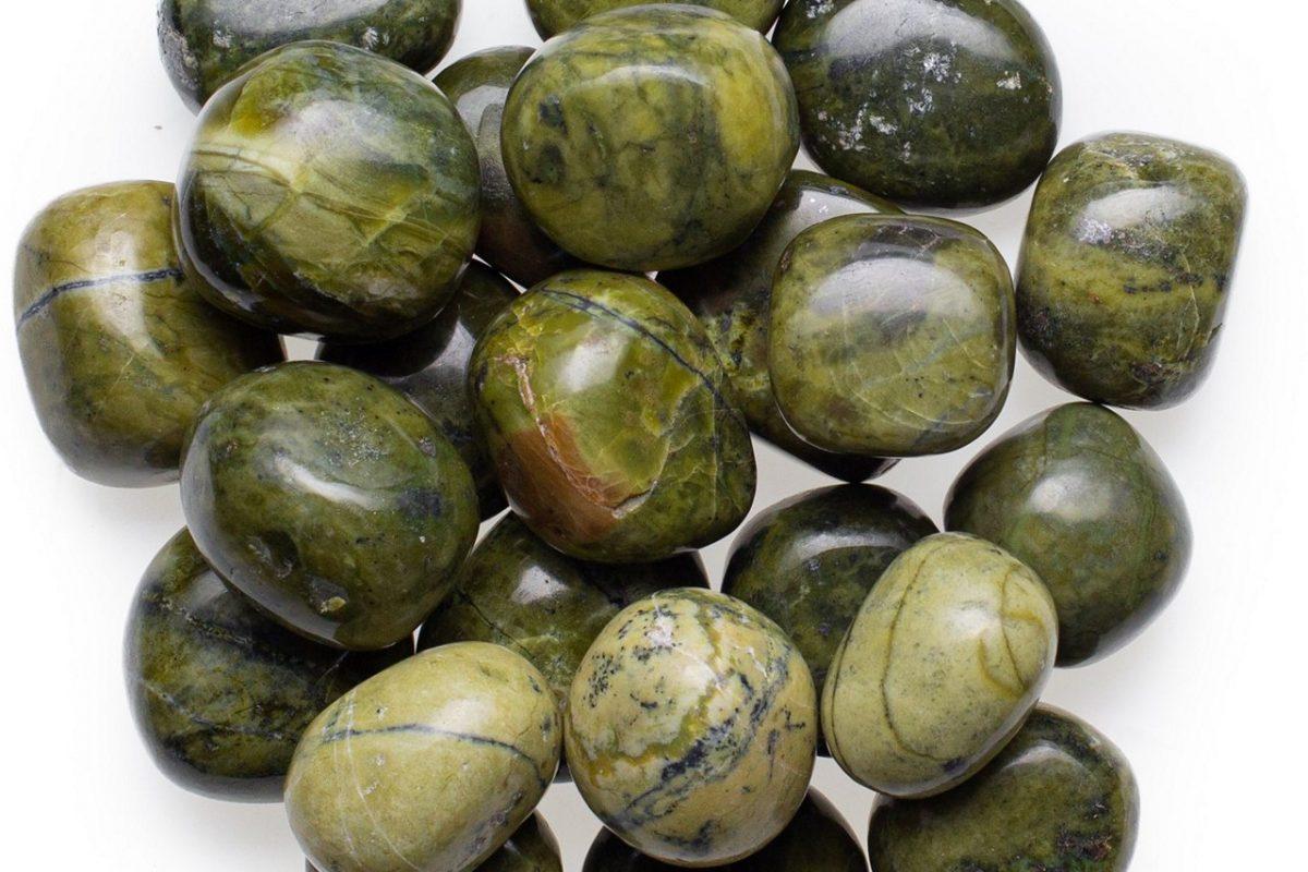 камък серпентин