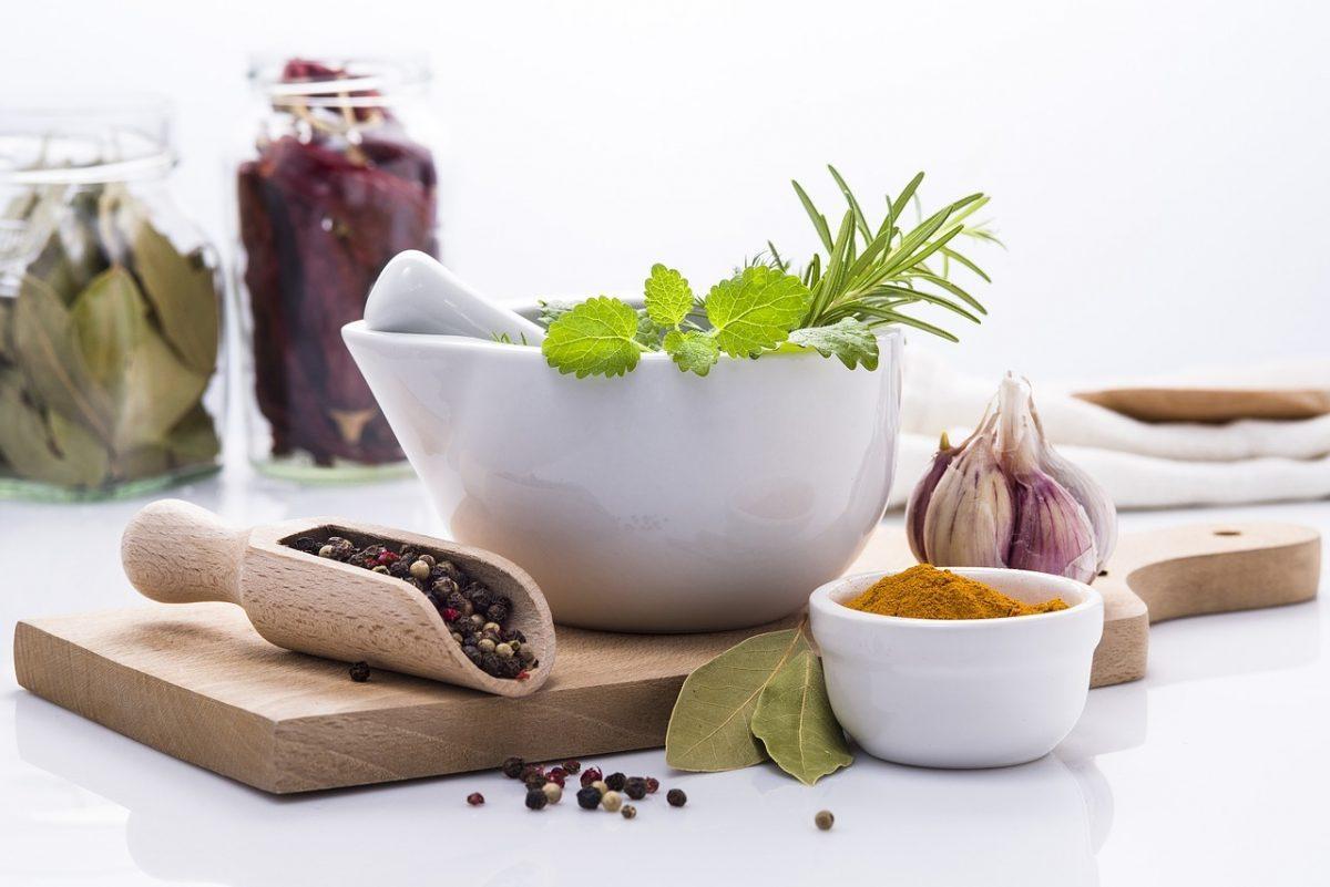 Рецепти с подправки при респираторни заболявания