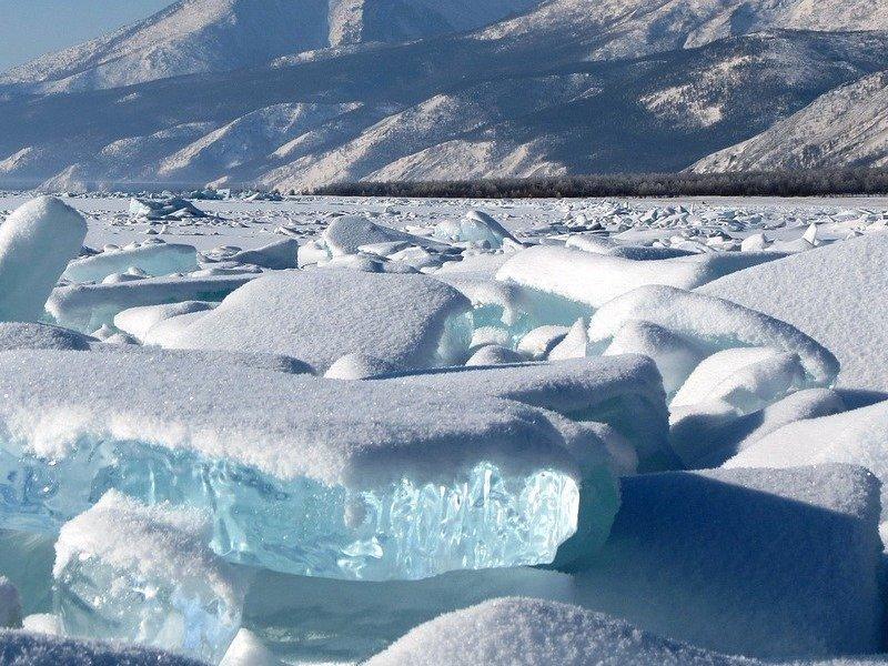 езеро Байкал, литотерапия камък серафинит