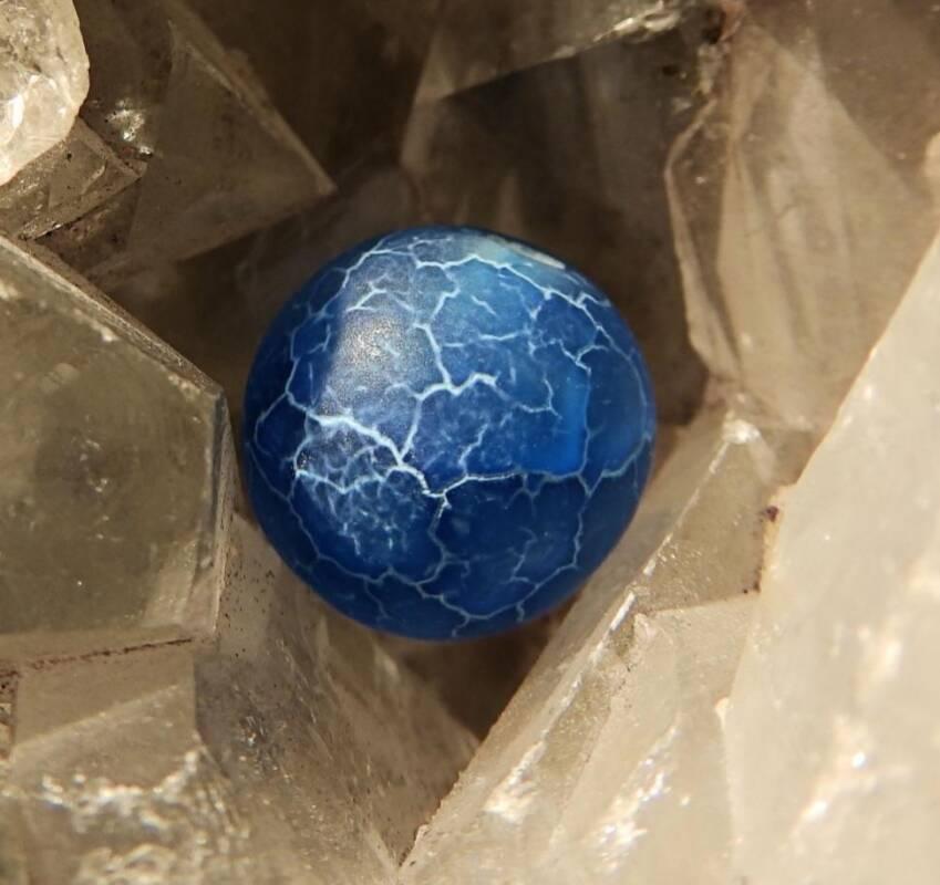 камък септария