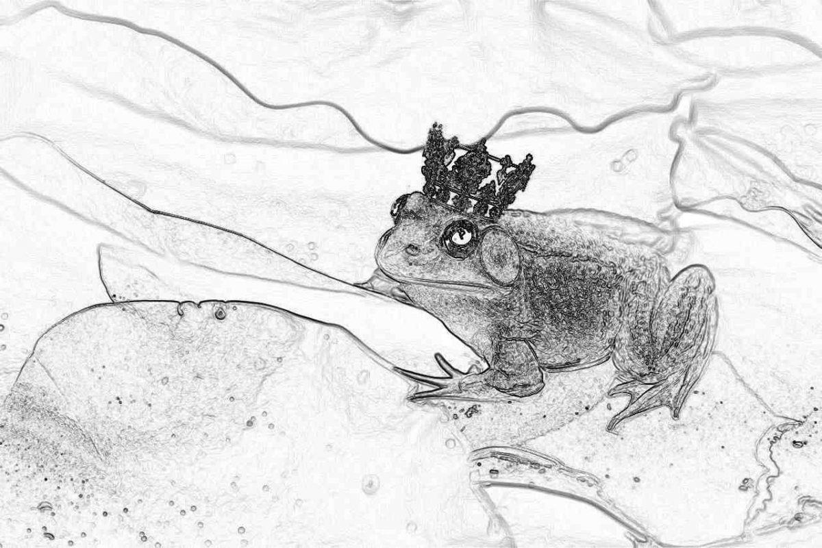 Съновник - жаба