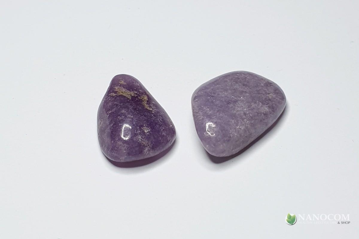 литотерапия камък лепидолит