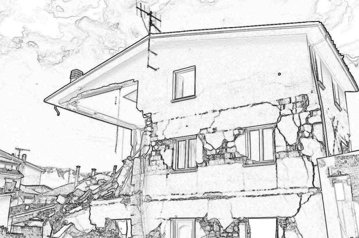 Съновник - земетресение
