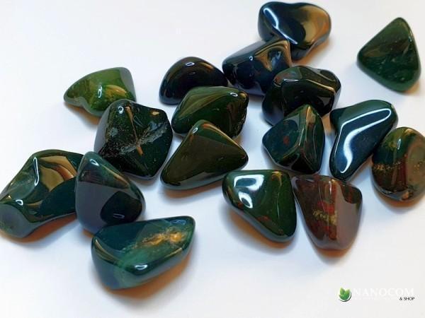 камък хелиотроп