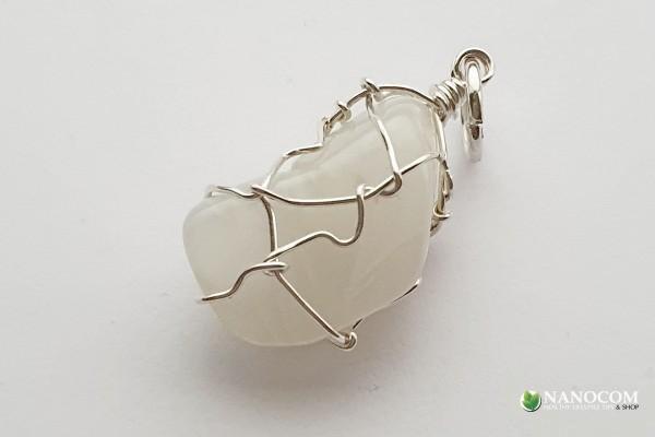 образец за висулка сребърна тел