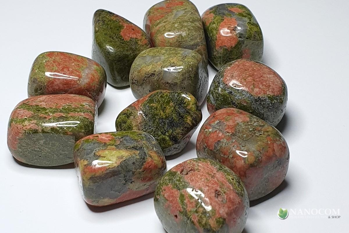 литотерапия камък унакит