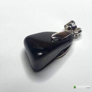 Висулка с черен турмалин